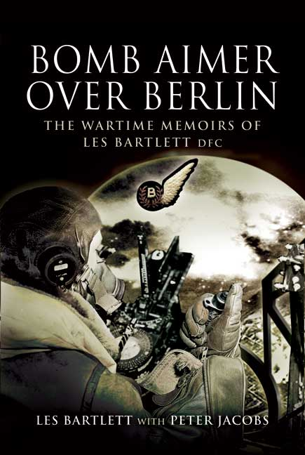 Bomb Aimer Over Berlin