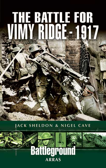 The Battle of Vimy Ridge -1917