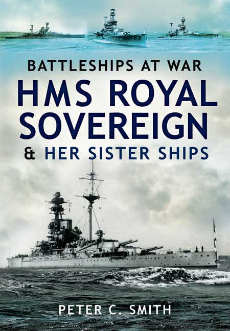 HMS Royal Sovereign & her Sister Ships