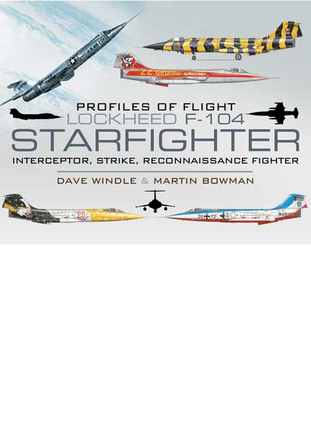 Profiles of Flight - Lockheed F-104 starfighter