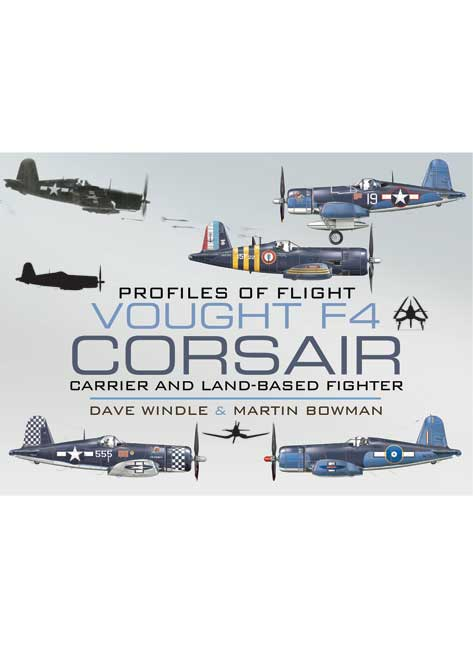 Profiles of Flight - Vought F4 Corsair