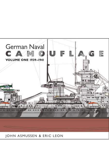 German Naval Camouflage Vol I: 1939-41
