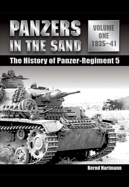 Panzers in the Sand Volume One