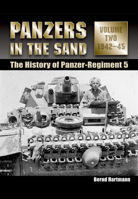 Panzers in the Sand Volume Two 1942-45