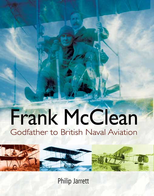 Frank McClean Godfather to British Naval Aviation