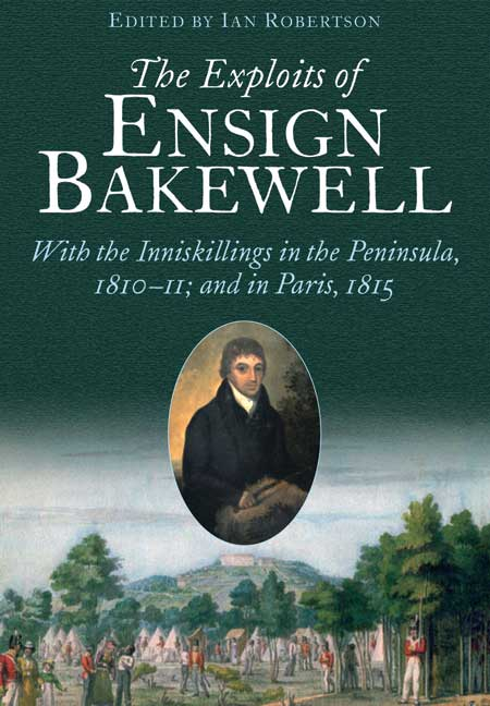 The Exploits of Ensign Bakewell