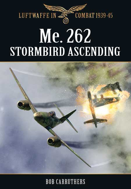 The Me. 262 Stormbird Ascending