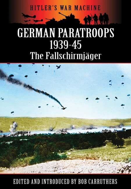 German Paratroops 1939-45