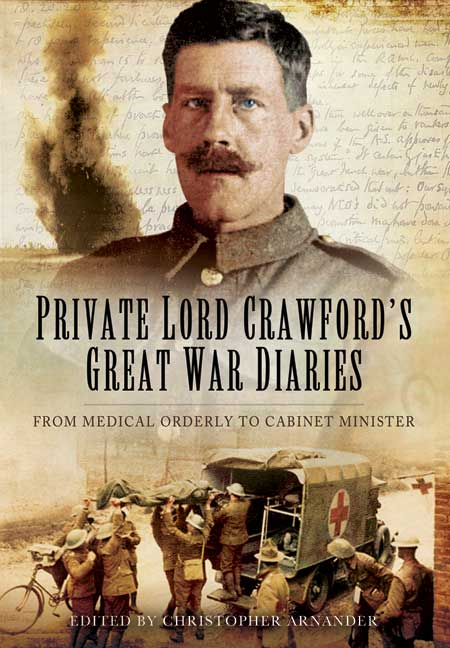 Private Lord Crawford's Great War Diaries