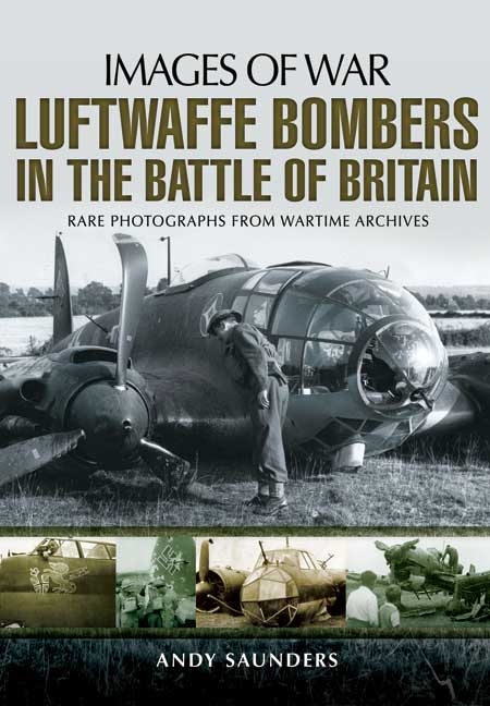 Luftwaffe Bombers in the Battle of Britain