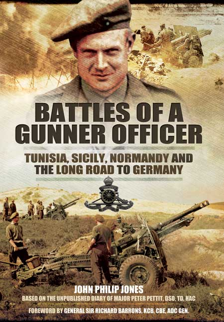 Battles of a Gunner Officer