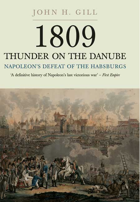 1809 Thunder on the Danube - Vol. I