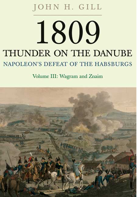 1809 Thunder on the Danube - Vol. III