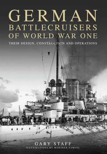 German Battlecruisers of World War One