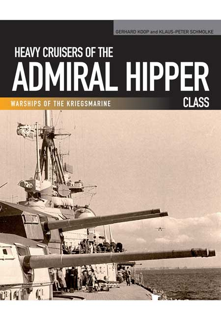 Heavy Cruisers of the Admiral Hipper Class