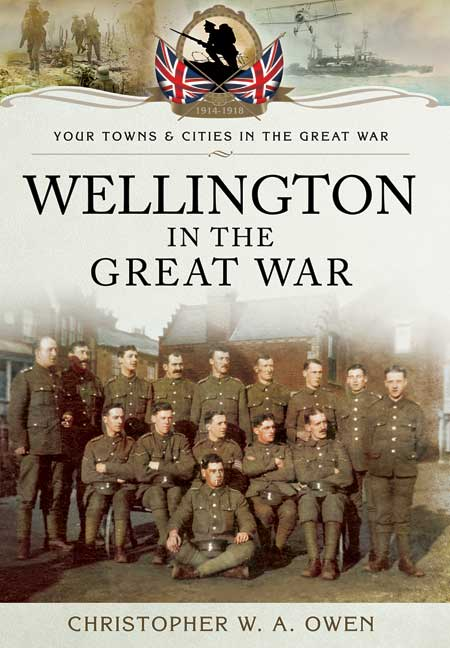 Wellington in the Great War
