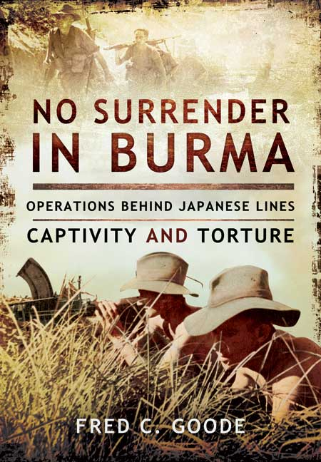 No Surrender in Burma