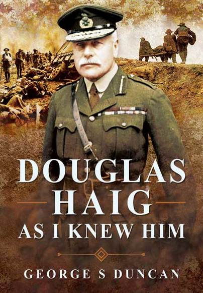 Douglas Haig As I Knew Him