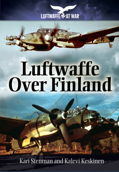 Luftwaffe Over Finland