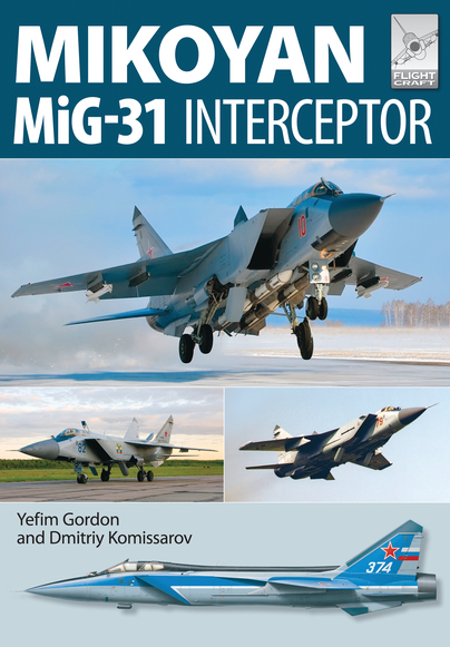 Flight Craft 8: Mikoyan MiG-31