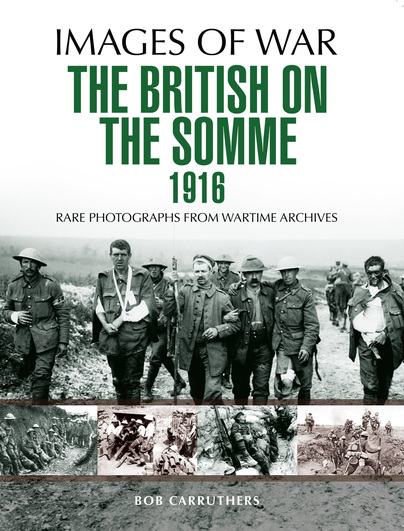 The British on the Somme 1916