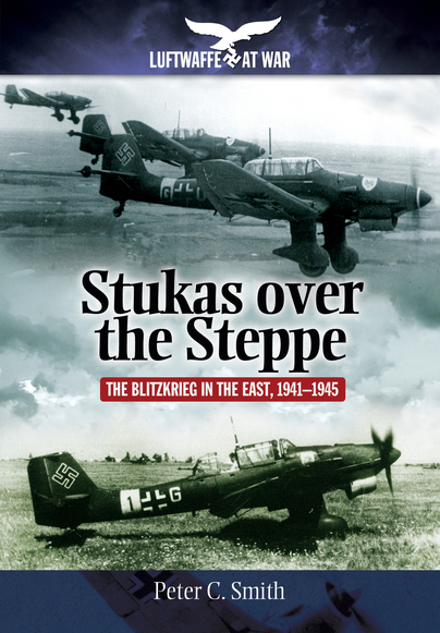Stukas Over the Steppe