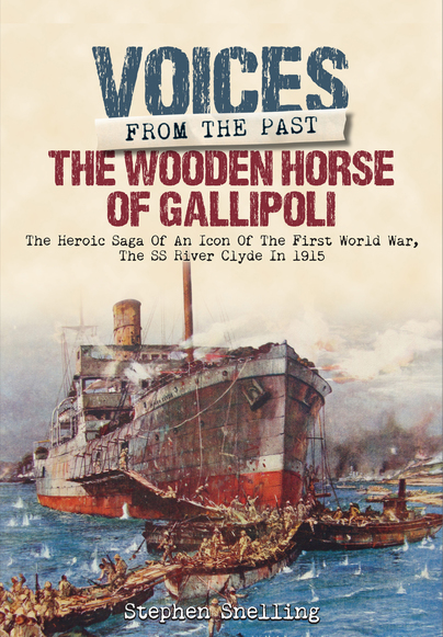 Voices from the Past: The Wooden Horse of Gallipoli