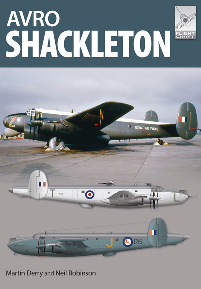 Flight Craft 9: Avro Shackleton
