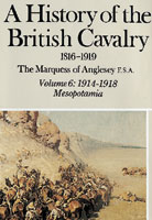 A History Of The British Cavalry 1816-1919 Volume 6 1914-1918
