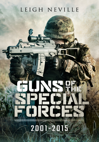 Guns of the Special Forces 2001 - 2015