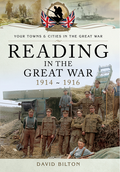 Reading in the Great War 1914-1916