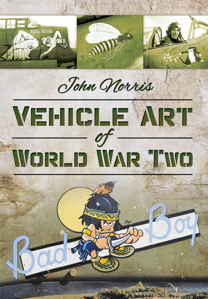 Vehicle Art of World War Two