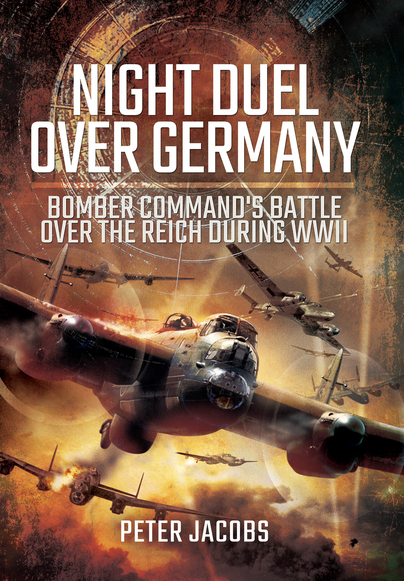 Night Duel Over Germany