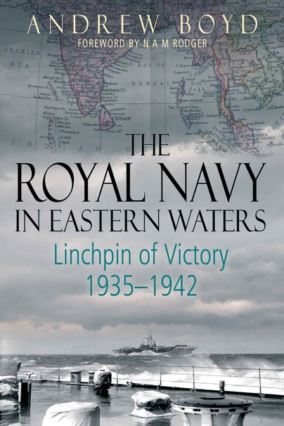 The Royal Navy in Eastern Waters