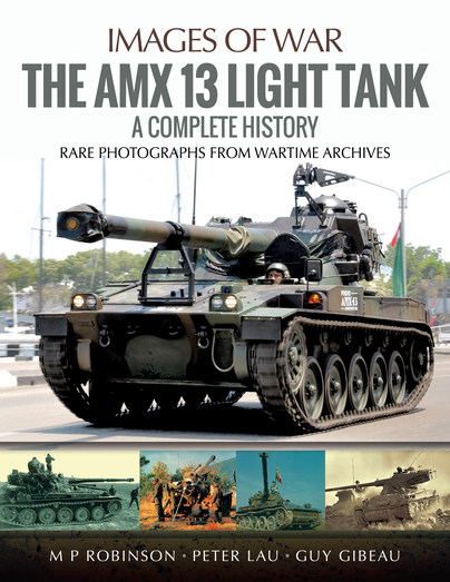 The AMX 13 Light Tank