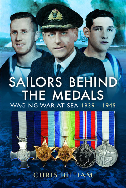 The Sailors Behind the Medals
