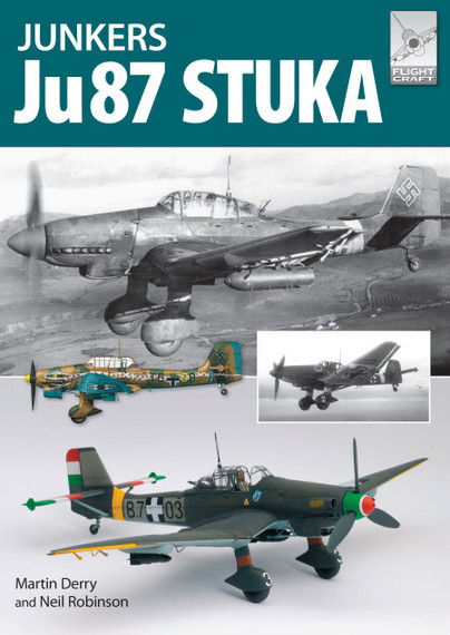 Flight Craft 12: The Junkers Ju87 Stuka