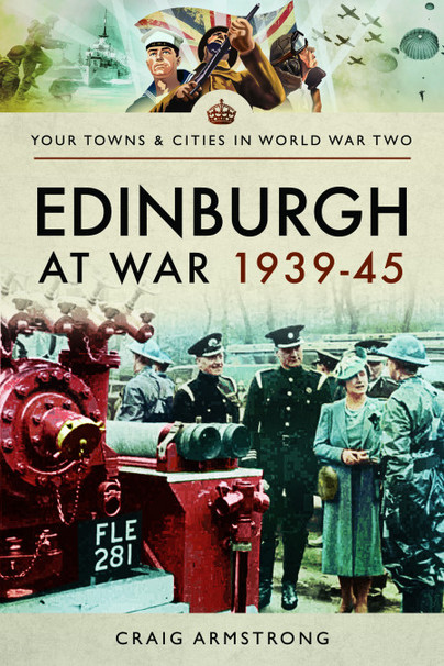 Edinburgh at War 1939-45