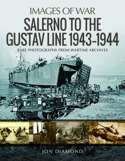 Salerno to the Gustav Line 1943-1944