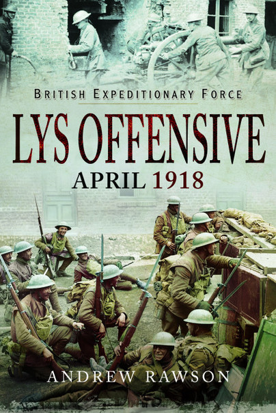 British Expeditionary Force - Lys Offensive