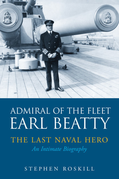 Admiral of the Fleet Earl Beatty