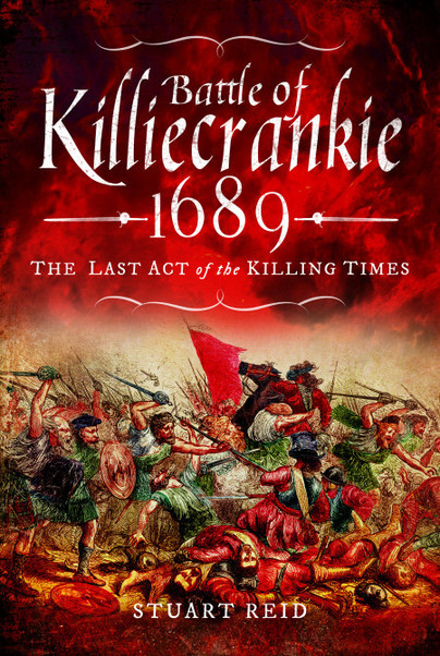 Battle of Killiecrankie 1689