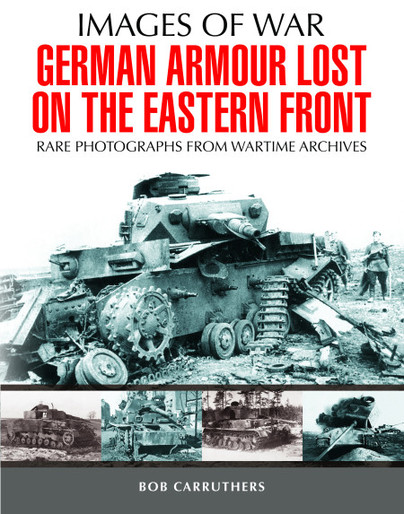 German Armour Lost in Combat on the Eastern Front