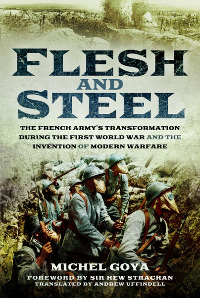Flesh and Steel during the Great War