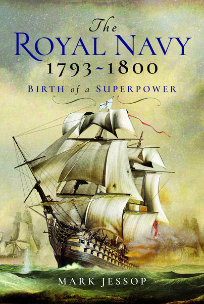 The Royal Navy 1793-1800