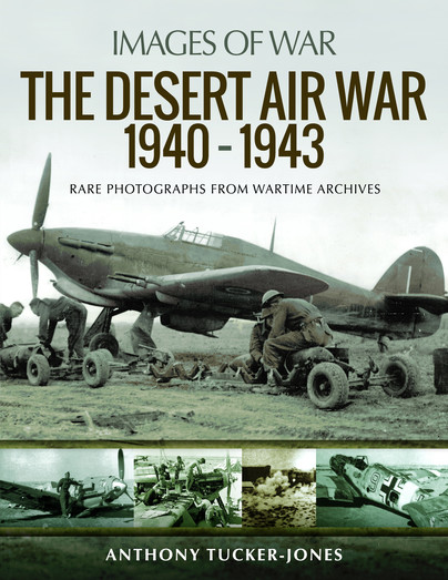 The Desert Air War 1940-1943