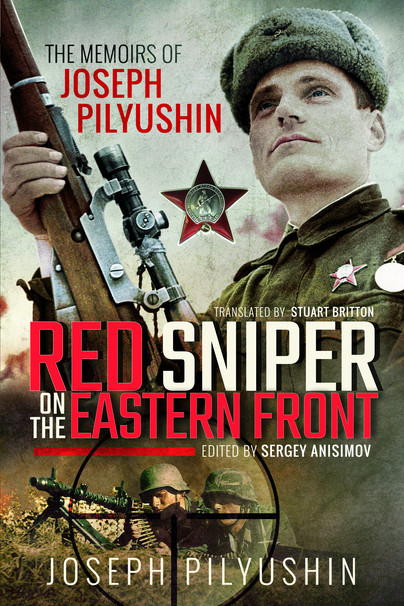 Red Sniper on the Eastern Front
