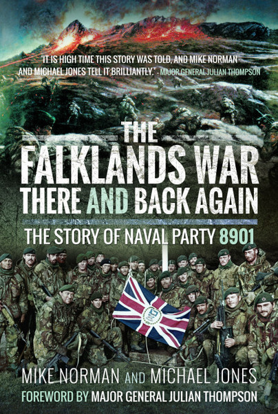 The Falklands War - There and Back Again