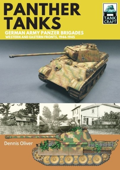 Panther Tanks: Germany Army Panzer Brigades