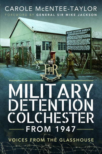 Military Detention Colchester From 1947